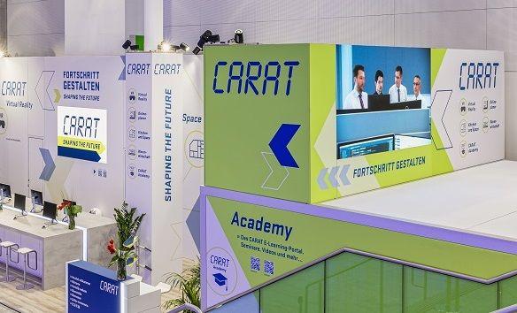 Carat- LED Videowände