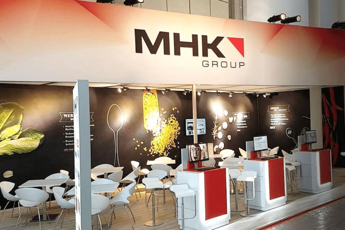 Messebau IMM Cologne für MHK