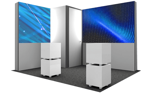 b62 exhibition stand