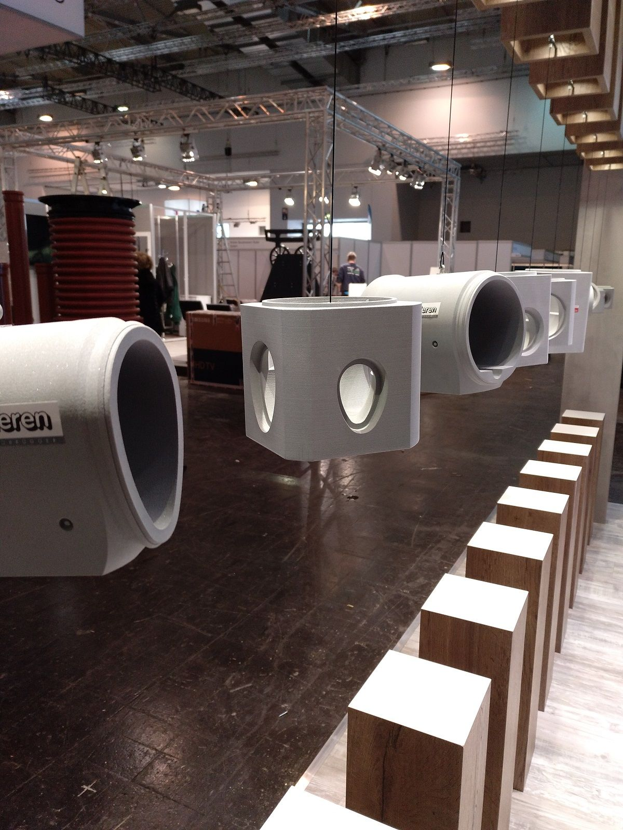 Betonwerk Bieren GmbH - Exponate