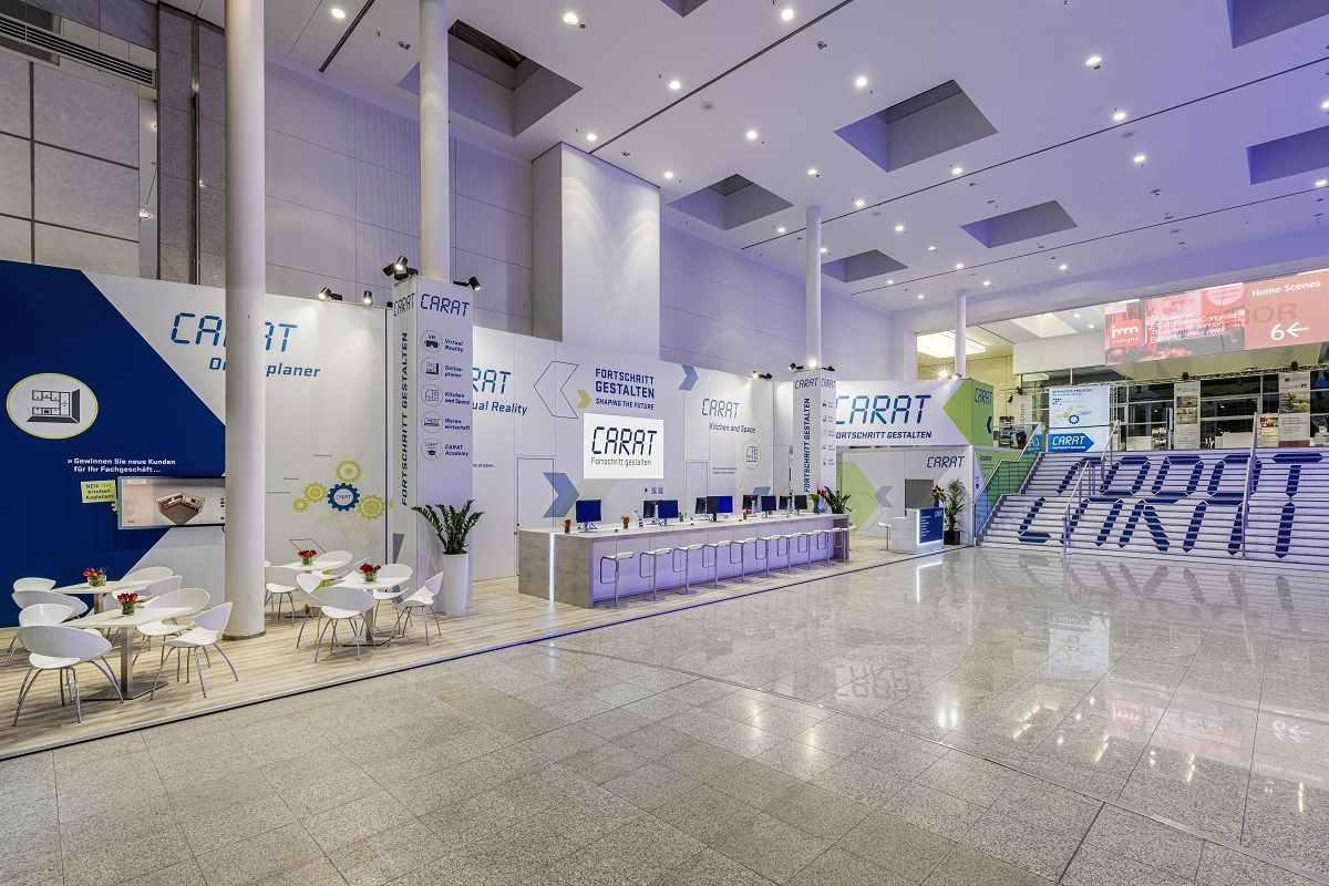 Booth Carat Overview