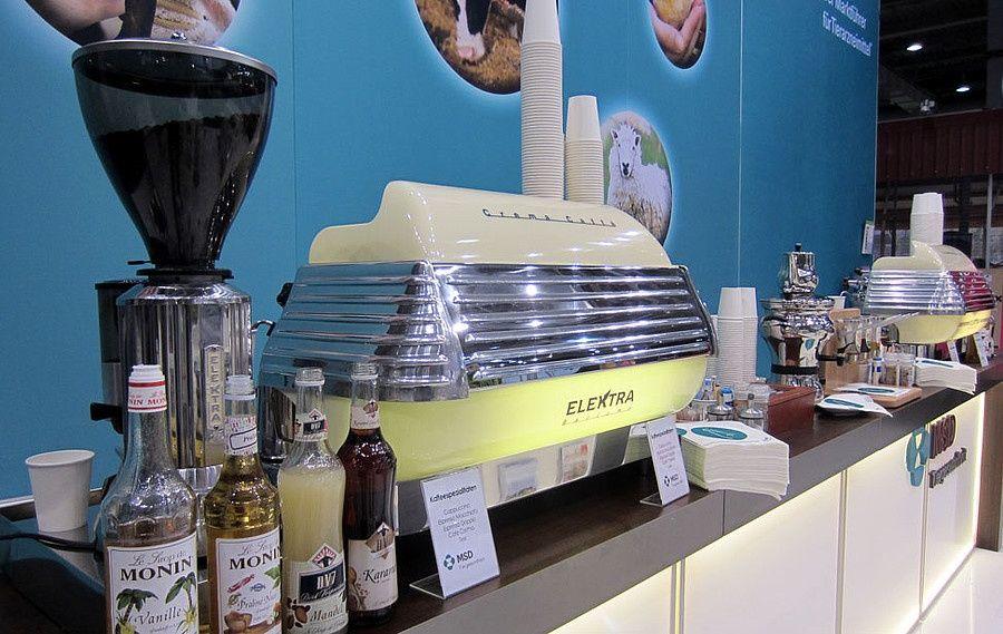 Exhibit RocketExpo  Eurotier Hannover MSD