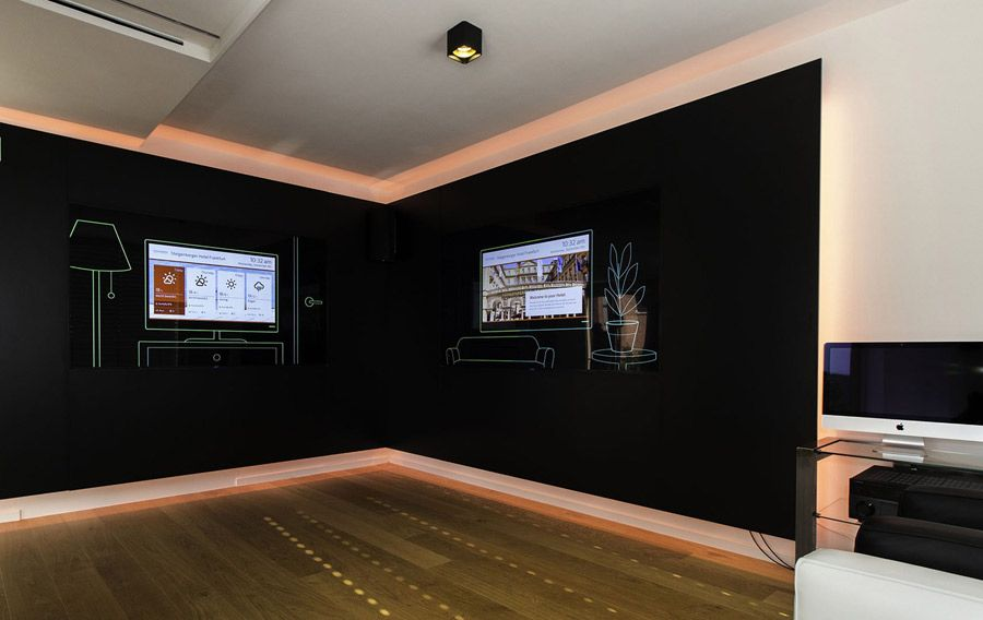 Messedesign Showroom M3Connect