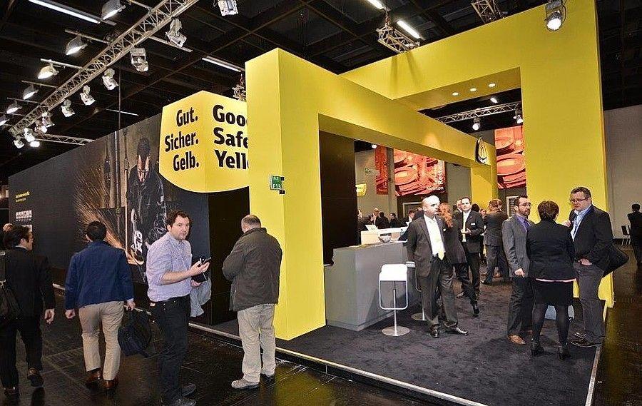 Messekonzept Eisenwarenmesse Cologne für Klingspor