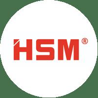 Messeprojekt HSM Logo