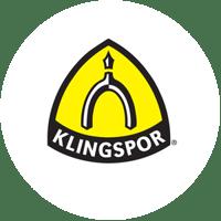 Messeprojekt Klingspor Logo