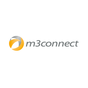 Messeprojekt M3Connect Logo
