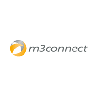 Messeprojekt M3Connect Logo