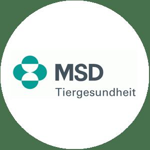 Messeprojekt MSD Logo
