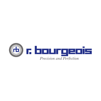Messestand r.bourgeois Logo