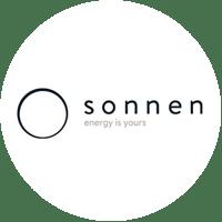 Messeprojekt Sonnen Logo
