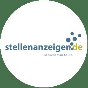 Messeprojekt stellenanzeigen.de Logo