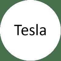 Messeprojekt Tesla Logo