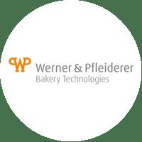 Messeprojekt Werner und Pfleiderer Logo