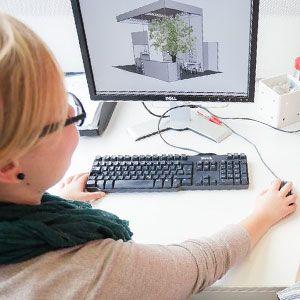 RocketExpo Messekonzept 3D Rendering