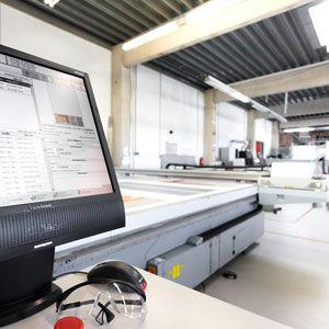 RocketExpo Messekonzept Großformat Druckerei