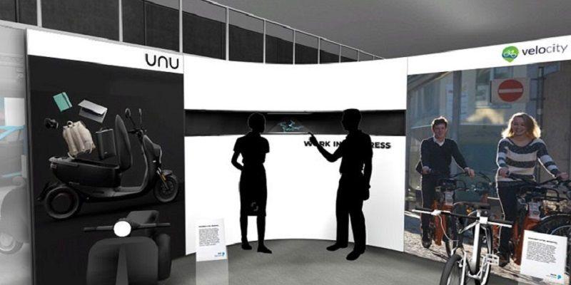 Digitaler Showroom von PEM Motion