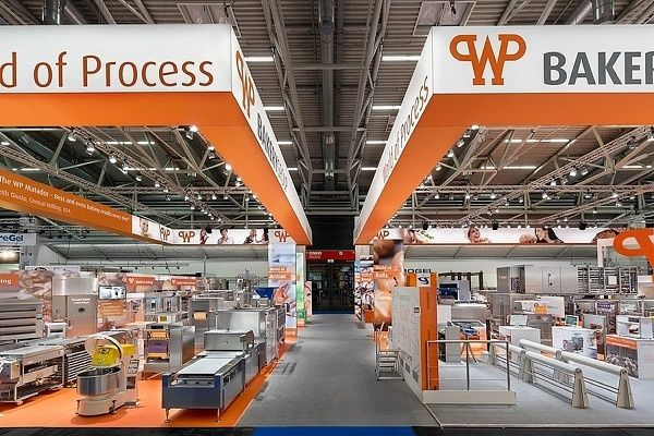 Exhibition RocketExpo iba munich Werner and Pfleiderer