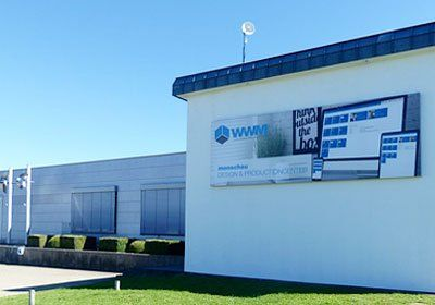 Firmensitz RocketExpo WWM in Monschau Imgenbroich
